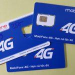 Đổi SIM 4G để chạy… 2G