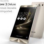 ASUS ZenFone 3 Deluxe – smartphone kim loại nguyên khối với thiết kế ăng-ten ẩn đầu tiên trên thế giới