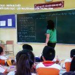 Giáo dục luôn là dạy người