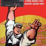 Nghĩ mà thương cho cái bàn phím của tôi