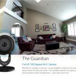 D-Link Wi-Fi Camera DCS-2630L: Full HD 1080p, góc nhìn 180 độ, Wi-Fi 802.11ac