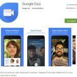 Ứng dụng di động video call Google Duo ra mắt trên toàn cầu.