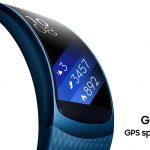 Vòng đeo tay thể thao thông minh Samsung Gear Fit2 tích hợp GPS
