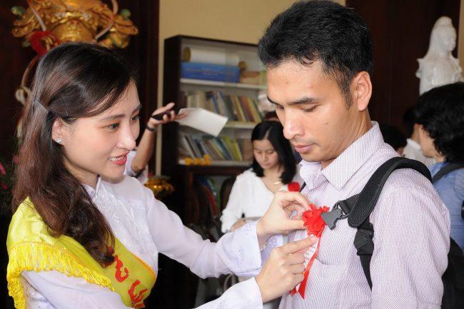 vu lan o thai lan