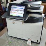 """HP MFP 586z: máy in văn phòng đa chức năng """"ngon, bổ, tiết kiệm"""""""