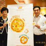 """Viettnamobile ra mắt SIM Pizza cho phép người dùng tự """"thiết kế"""" SIM"""