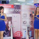 Smartphone tầm trung Samsung Galaxy J7 Prime được mở bán tại Việt Nam