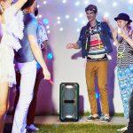 Hệ thống âm thanh Sony GTK-XB7 cực mạnh cho những bữa tiệc sôi động