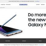 Cập nhật phần mềm mới và cách phân biệt Galaxy Note7 cũ và mới