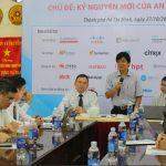 Microsoft tiếp tục hỗ trợ Việt Nam phòng chống tội phạm mạng