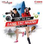Cuộc thi sáng tác ảnh nhanh Canon Photomarathon 2016 trở lại Sài Gòn sống động