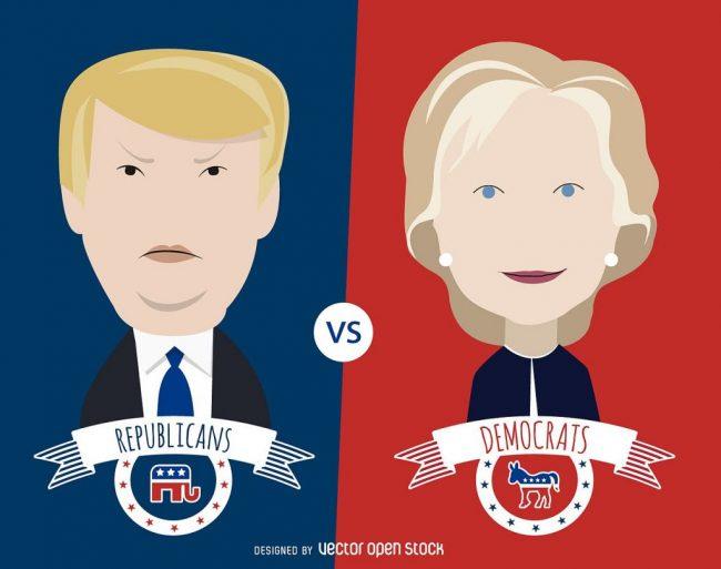 Clinton_and_Trump_cartoon