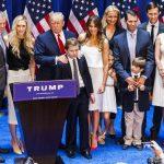 Đây là tân Đệ nhất gia đình (The Next First Family) của Hoa Kỳ