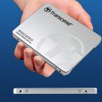 Transcend ra mắt ổ cứng SSD dùng chip nhớ Flash NAND 3D