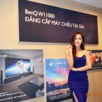 BenQ ra mắt máy chiếu phim gia đình 4K UHD THX