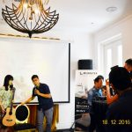 Chuyện bên lề: Offline Sony Hi-Res Audio của Mai Nguyên
