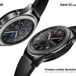 Đồng hồ thông minh Samsung Gear S3 giá 7.990.000 đồng tại Việt Nam