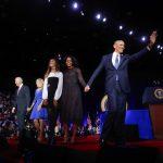 Vì sao cô con gái Út của Tổng thống Obama vắng mặt ở Chicago?