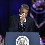 Và Tổng thống Obama đã khóc….