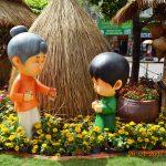 PHÓNG SỰ ẢNH: Đường Hoa Nguyễn Huệ Saigon Tết Đinh Dậu 2017 (P 3/6)