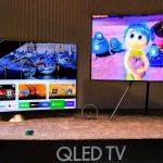 Samsung ra mắt TV QLED đầu tiên của thế giới