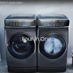 Samsung trình làng giải pháp giặt sấy 4-trong-1