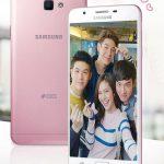 Samsung mở bán Galaxy J5 Prime và Galaxy J7 Prime phiên bản hồng vàng tại Việt Nam với ưu đãi đặc biệt