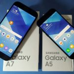 Nghiêng ngó hai anh em smartphone Samsung Galaxy A7 (2017) và A5 (2017)