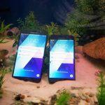 VIDEO: Test tính năng kháng nước của smartphone Samsung Galaxy A7 (2017) và A5 (2017)