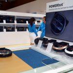 Robot hút bụi Samsung POWERbot VR7000 mỏng hơn, thông minh hơn và mạnh mẽ hơn