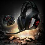 Tai nghe gaming cao cấp Centurion của Asus ROG với 10 củ loa 7.1