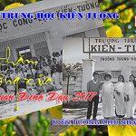 Họp mặt truyền thống thầy trò các trường trung học ở Kiến Tường Xuân Đinh Dậu 2017