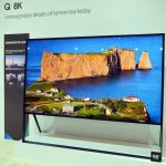 TV QLED Ultra 8K của Samsung