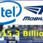 Intel đầu tư thêm 15 tỷ USD cho cuộc chơi lớn xe ôtô tự lái