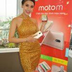 Smartphone Moto M thiết kế kim loại và hiệu năng cao ra mắt tại Việt Nam