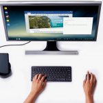 Samsung DeX hô biến smartphone thành máy tính để bàn