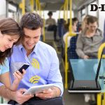 D-Link DWR-711 Wireless N300 3G Router chia sẻ Internet 3G