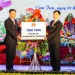 Huawei Việt Nam trao tặng phòng máy tính cho tỉnh Nam Định