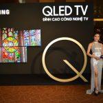 Samsung giới thiệu dòng TV QLED cao cấp hoàn toàn mới tại Việt Nam