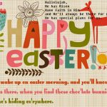 Chúc mừng Phục sinh – Happy Easter