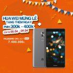 Huawei khuyến mãi nhân dịp Giỗ Tổ Hùng Vương