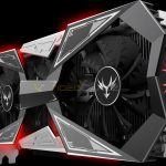 Card đồ họa iGame GTX1080Ti Vulcan X OC mạnh nhất của Colorful