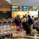 Xuất cảnh tự động từ Singapore