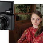 Canon ra mắt ở Việt Nam máy ảnh siêu zoom selfie PowerShot SX730 HS và ống kính Macro mới