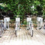 Công viên Phần mềm Quang Trung có hệ thống xe đạp công cộng nội khu