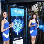 Thương hiệu smartphone Hong Kong Tecno Mobile ra mắt ở Việt Nam