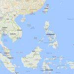 """Baidu Map có """"đường lưỡi bò"""""""