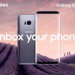 Samsung Galaxy S8+ có thêm màu tím khói tại Việt Nam