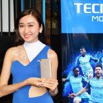 Smartphone TECNO Mobile chính thức có mặt tại Việt Nam với giá dưới 5 triệu đồng