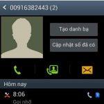 Mất tiền vì điện thoại lạ, điện thoại lừa…